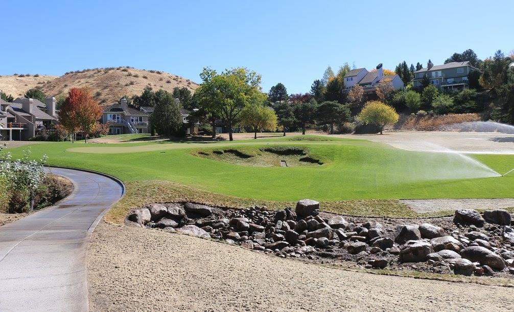 Crane Creek Country Club Boise, Idaho